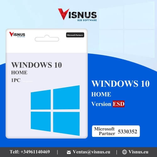 Precio Windows 10 HOME Perpetua ESD, comprar Windows 10 HOME