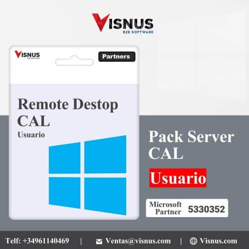 Precio Windows cal remote desktop service olp perpetua, comprar
