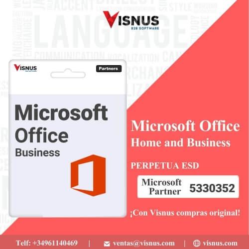 Precio Office Hogar Y Empresas Perpetua, comprar Office Hogar Y
