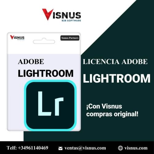 Precio Lightroom Suscripcion, comprar Lightroom Suscripcion