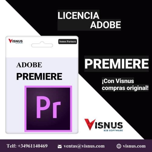 Precio Premiere Pro Suscripcion, comprar Premiere Pro