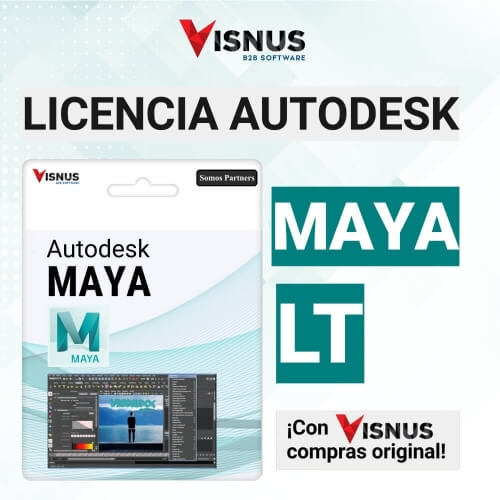 Precio Maya LT suscripcion, comprar Maya LT suscripcion