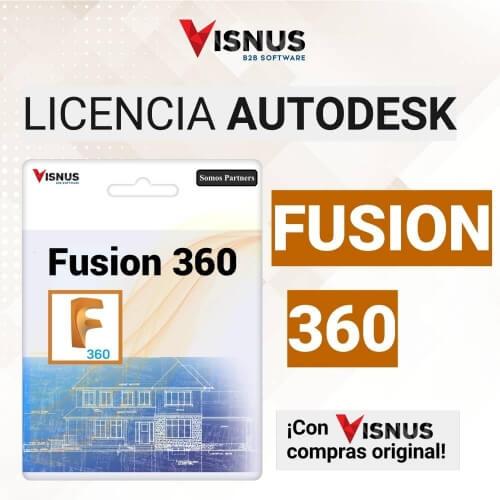 Precio Fusion 360 Suscripción, comprar Fusion 360 Suscripción