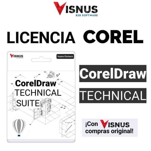 Precio CorelDRAW Technical Suite Business Perpetua, comprar