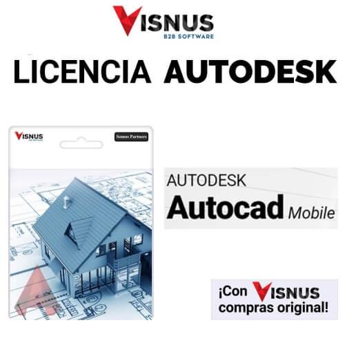Precio Autocad Mobile APP Ultimate Suscripcion, comprar Autocad