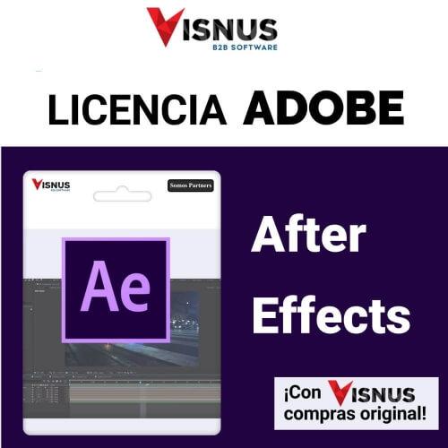 Precio After Effects Suscripcion, comprar After Effects