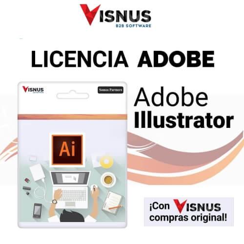 Precio Illustrator Suscripcion, comprar Illustrator