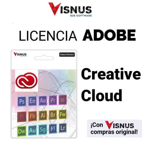 Precio Creative Cloud All Apps, Stock, Suscripcion, comprar