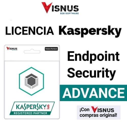 Precio Endpoint Security ADVANCE 10 usuarios, comprar Endpoint
