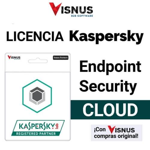 Precio Endpoint Security Cloud 5 puestos, comprar Endpoint